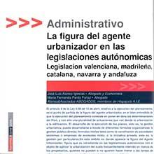 La figura del agente urbanizador en las legislaciones autonómicas